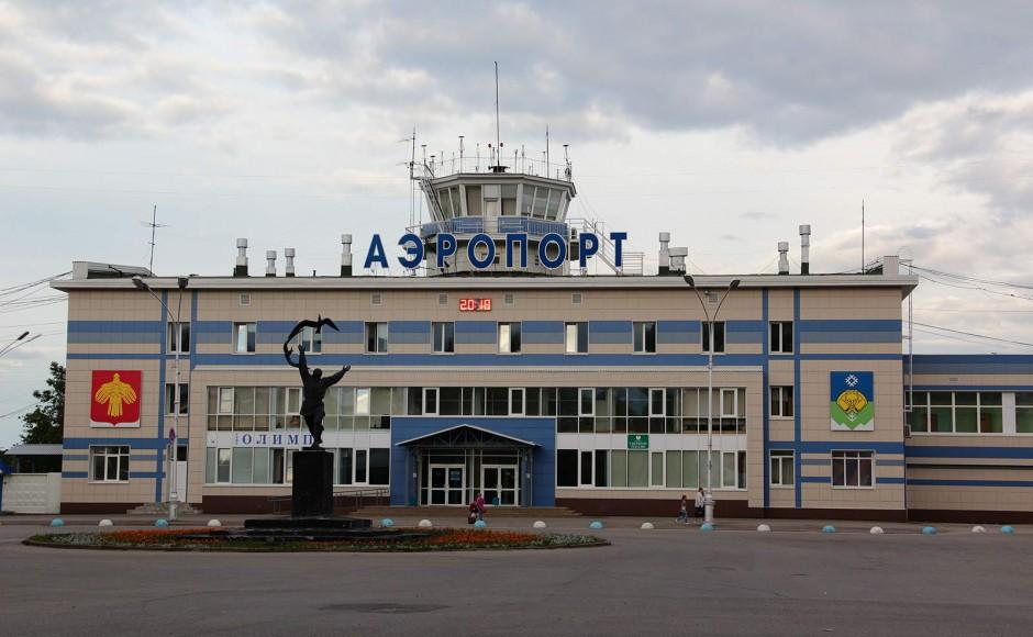 Аэропорт Сыктывкар