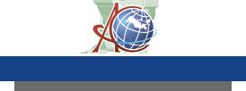 Логотип аэропорта Алдан