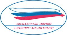 Логотип аэропорта Архангельск Талаги