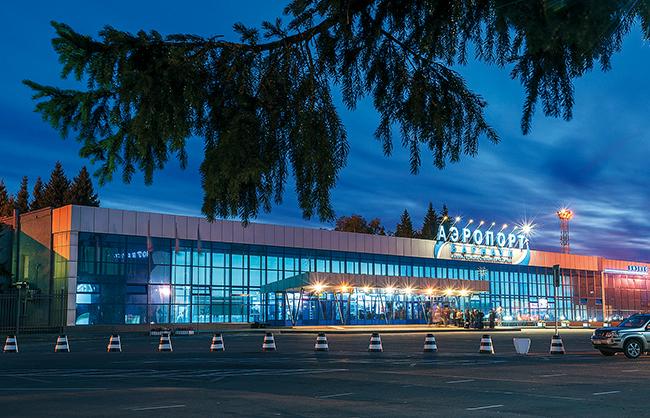Международный аэропорт Барнаул им. Германа Титова
