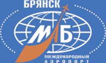 Логотип аэропорта Брянск