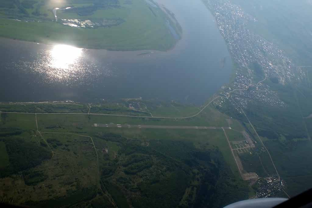 Аэродром Енисейск