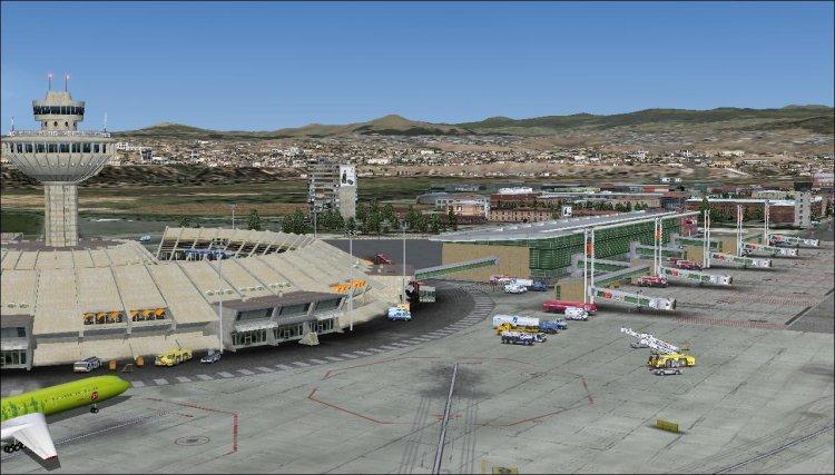 Аэропорт Звартноц Ереван foto