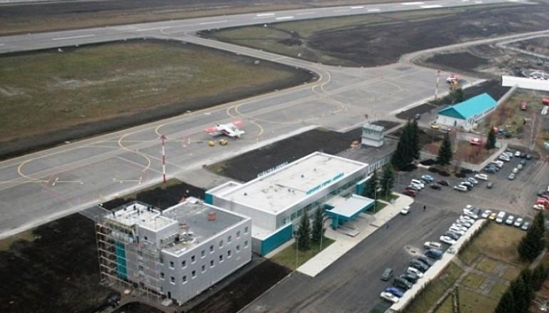 Аэродром Горно-Алтайск