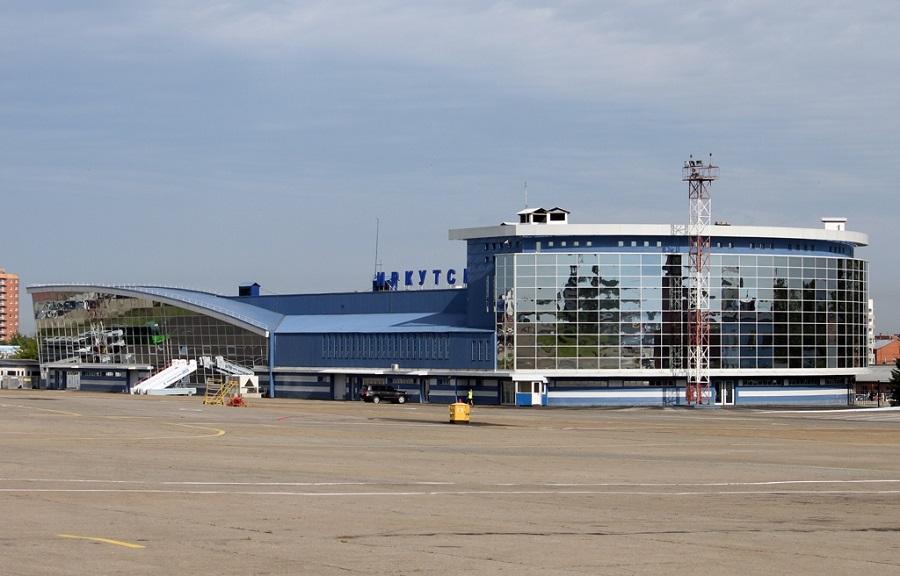 Терминал внутренних линий Иркутска