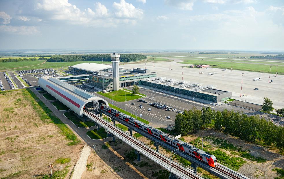 Аэроэкспресс в аэропорт Казань
