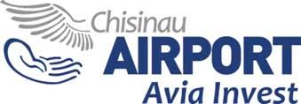 Логотип аэропорта Кишинев