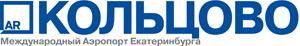 Аэропорт Кольцово (Екатеринбург) логотип