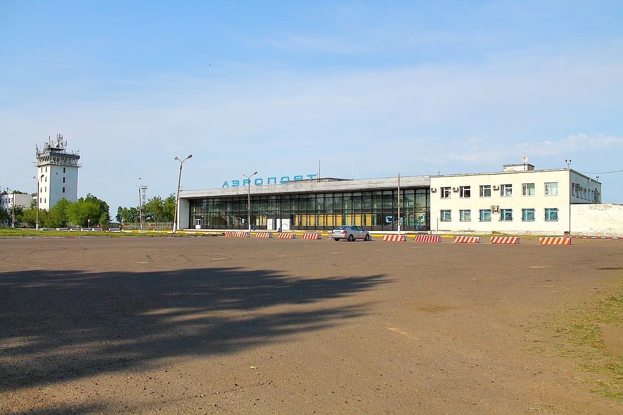 Аэропорт Комсомольск-на-Амуре (Хурба)