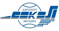 Логотип аэропорта Магадан (Сокол)