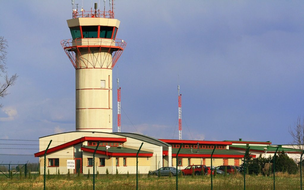 Аэропорт Шяуляй