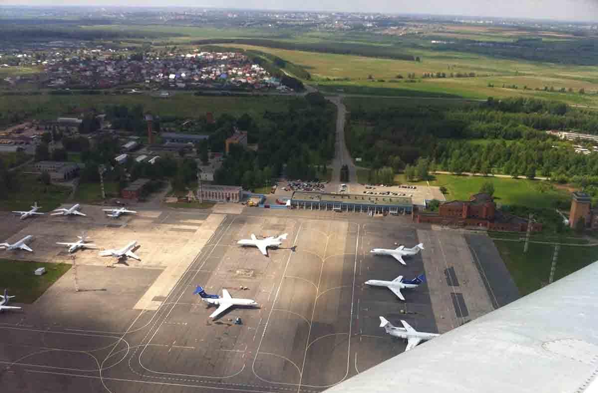 Аэродром Ижевск