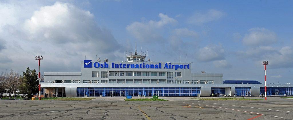 Аэропорт Ош