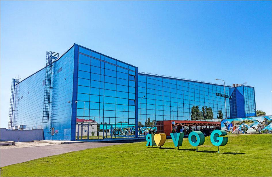 Аэропорт Волгоград