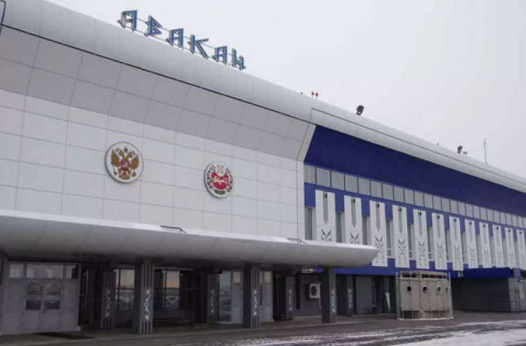 Аэропорт Абакан