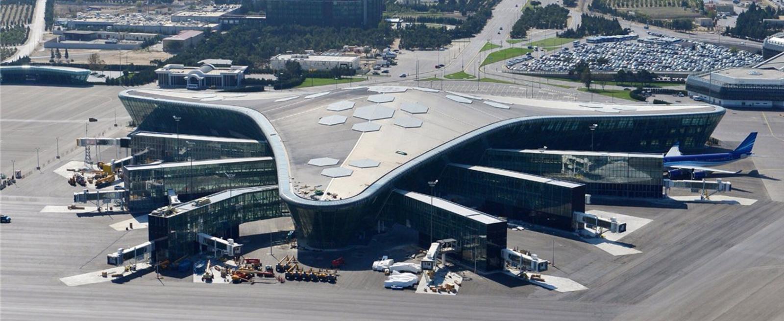 Аэродром Баку