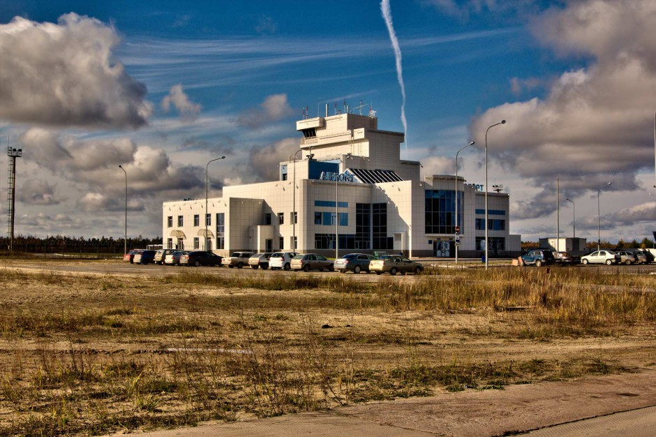 Аэропорт Советский