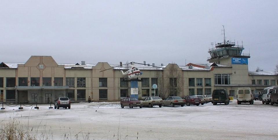 УХТА аэропорт