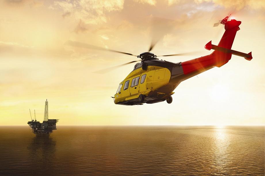 Авиакомпания ЮТэйр - Вертолетные услуги