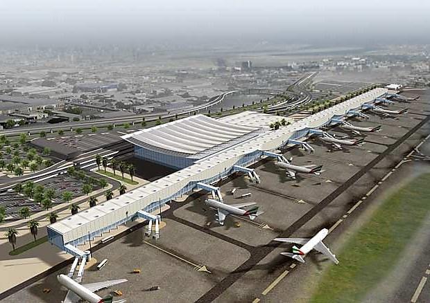Новый терминал аэропорта Воронеж