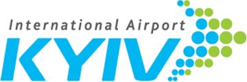 Логотип аэропорта Жуляны