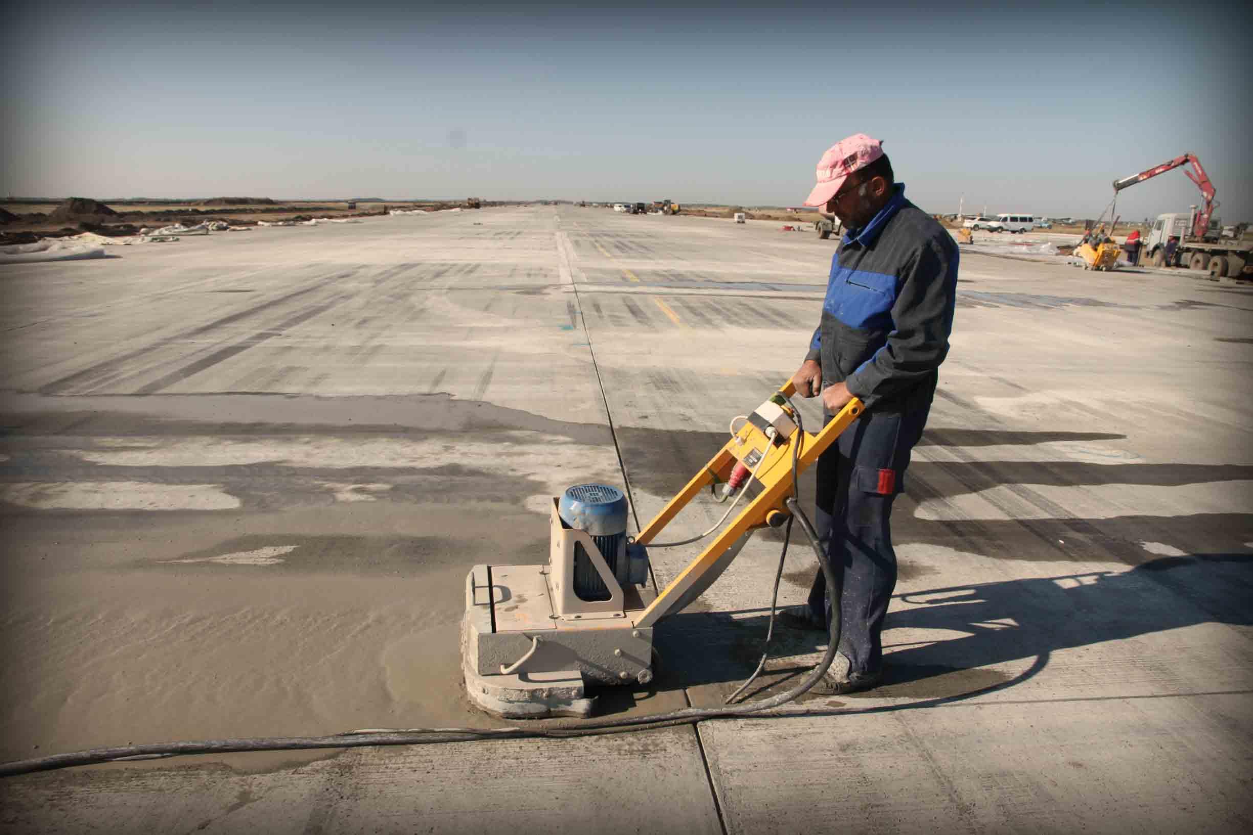 АэроПлан - Оборудования и материалов для ремонта ВПП
