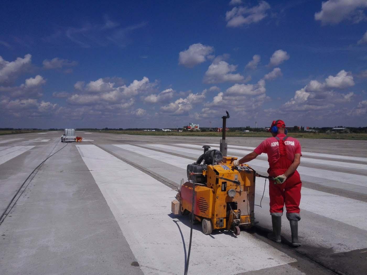 АэроТехСнаб - материалы по содержанию и ремонту ВПП
