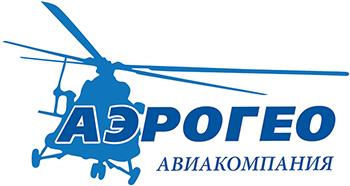 Логотип авиакомпании АэроГео