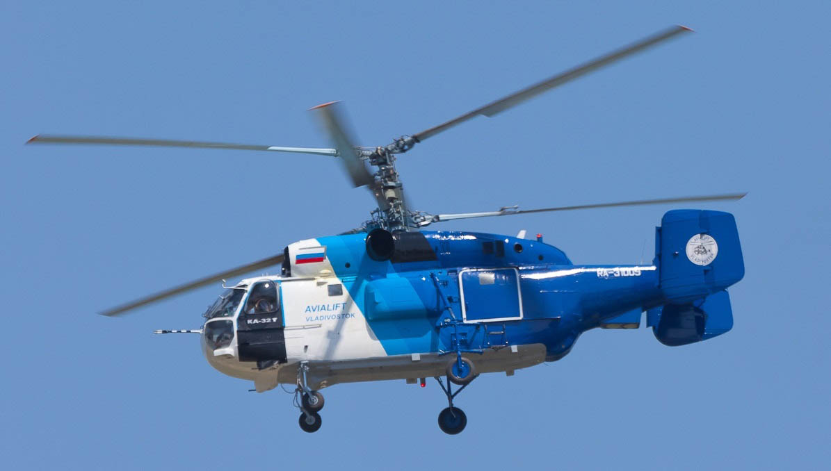 Авиакомпания Авиалифт Владивосток