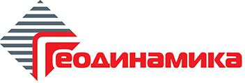 Логотип Геодинамика-М