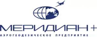 Логотип авиакомпании Меридиан+