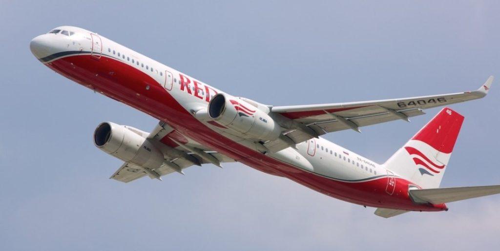 Авиакомпания Ред Вингс (RED WINGS AIRLINES)