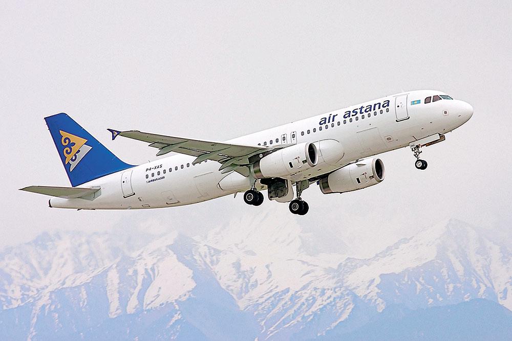 Авиакомпания Эйр Астана