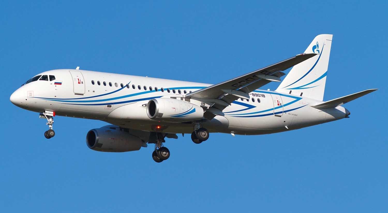 Авиакомпания Газпромавиа