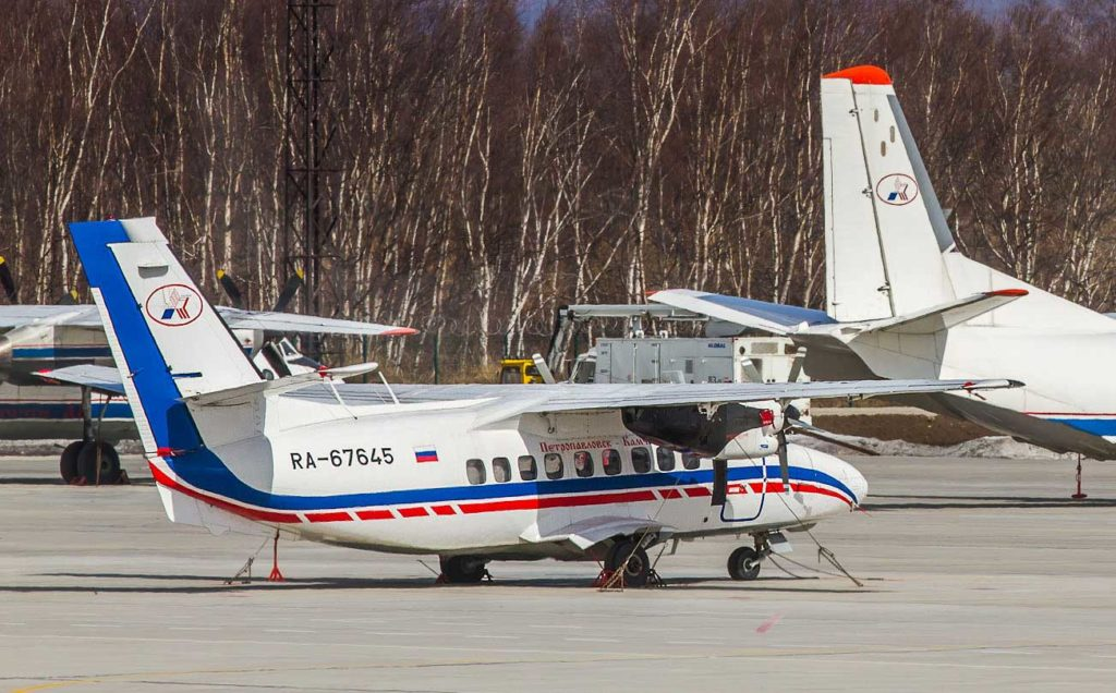 Авиакомпания Камчатское авиапредприятие