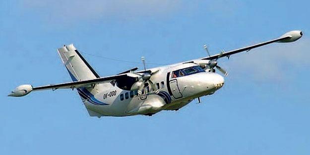 Л-410 Авиакомпании ПАНХ