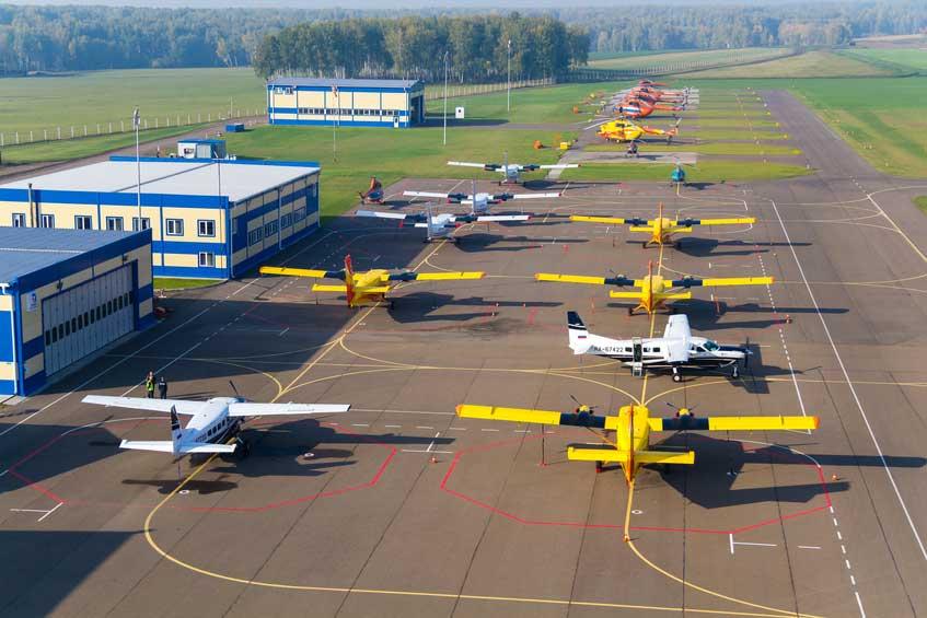 КРАСНОЯРСК (Северный) аэропорт