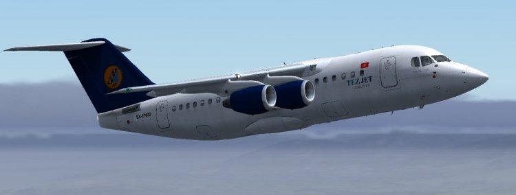 TEZ JET авиакомпания