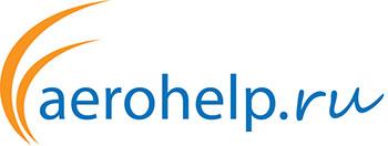 Логотип юридического бюро АЭРОХЭЛП