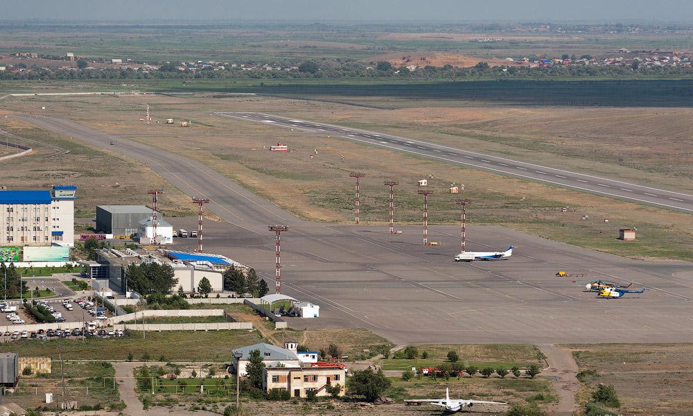 Аэродром Астрахань