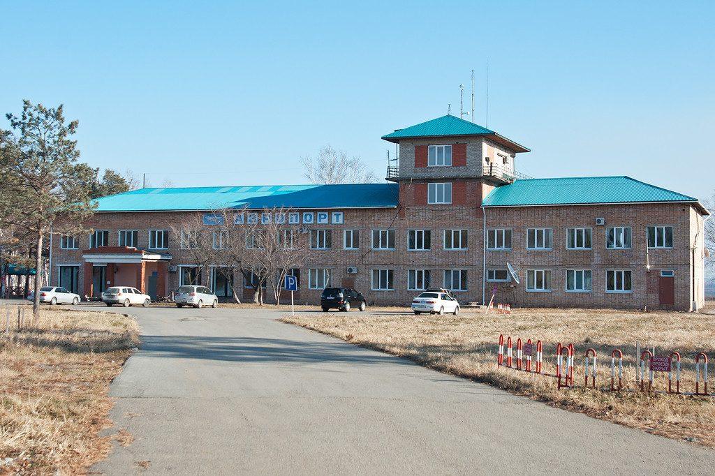 Аэропорт Дальнереченск