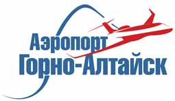 Логотип аэропорта Горно-Алтайск