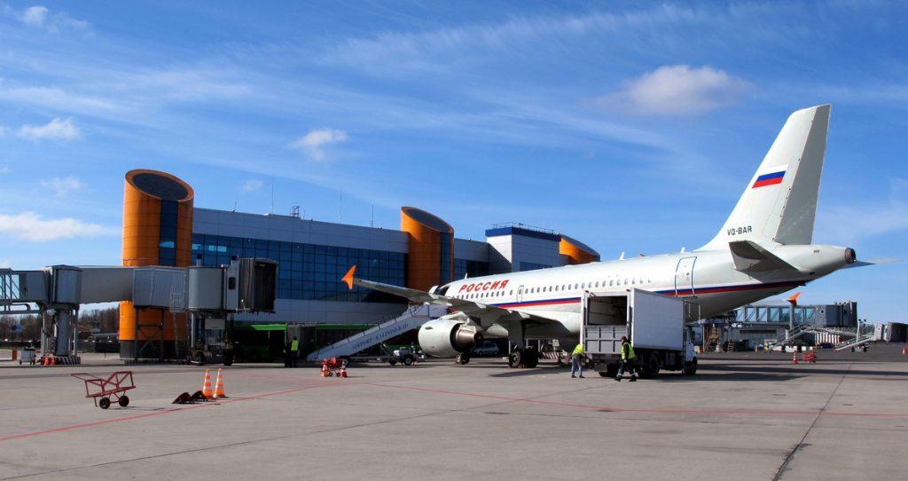 Международный аэропорт Калининград(Храброво)