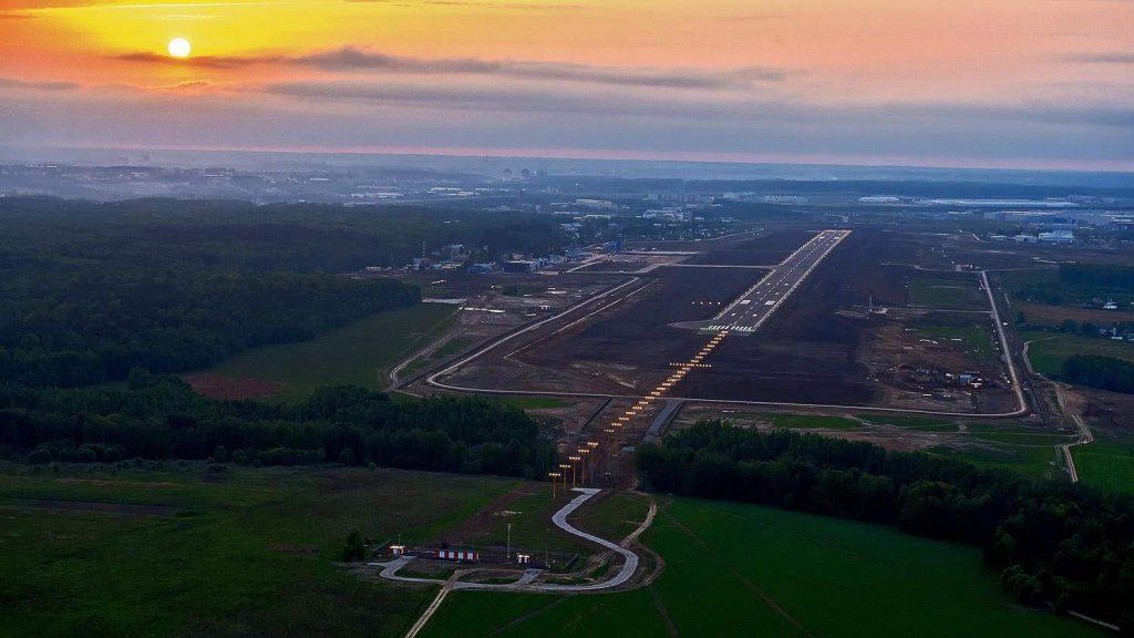 Аэродром Калуга