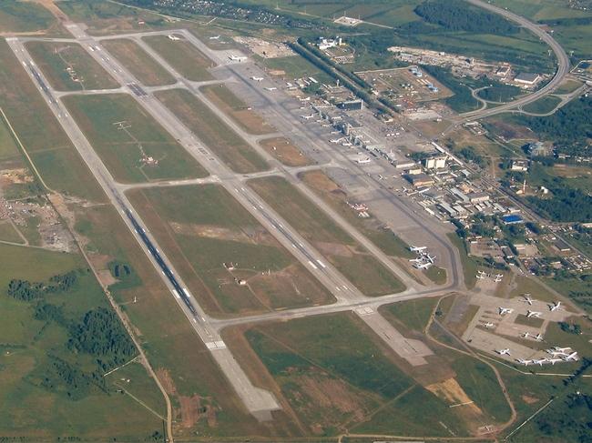 Аэродром Екатеринбург (Кольцово)