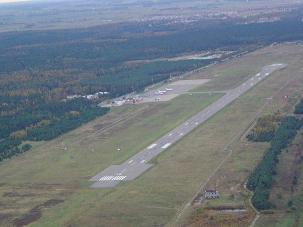 Аэродром Паланга