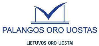 Логотип аэропорта Паланга