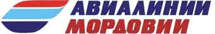 Логотип аэропорта Саранск