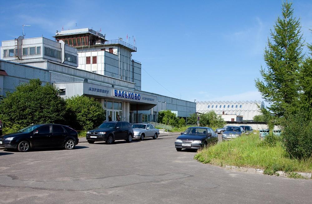 Аэропорт Васьково (Архангельск)