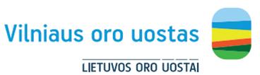 Логотип аэропорта Вильнюс